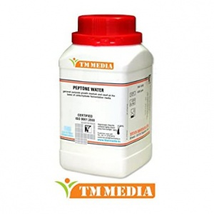 TM MEDIA PEPTONE WATER- 500g